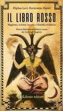 IL LIBRO ROSSO MAGISMO, SCIENZE OCCULTE E FILOSOFIA ERMETICA - ELIPHAS LEVI