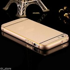 Premium Quality Metal Bumper Case Cover For Apple iPhone ★4/4S-Gold★