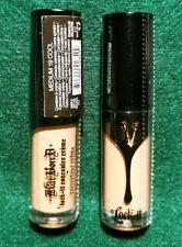 2X Kat Von D ~ Lock It Concealer Creme ~ Medium M19 Cool / 0.065oz ea ~ Sealed
