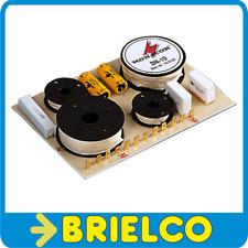 FILTRO CROSSOVER 3 VIAS 800-4500HZ 100W 8 OHMIOS BAFLE CAJA 165X23X110MM BD7111