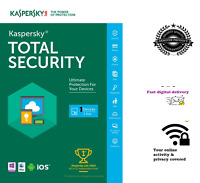 KasperskyTotal Security 2020 🔒 For 1 Device 1 Year fast delivery email delivery