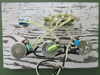 G&L or Strat Wiring Harness Passive EQ Bourns Pots ERO Caps CLR KellingSound