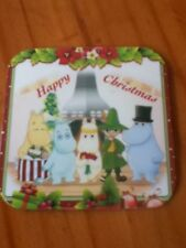 Moomins Christmas Fab Fridge Magnet Coaster