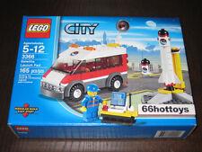 LEGO CITY 3366 Satellite Launch Pad New