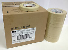 48 ROLLS 3M 3/4'' AUTO MASKING TAPE #6545 automotive grade Auto body auto paint