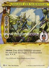 Warhammer Invasion - 2x Angriff der Silberhelme  #109