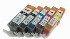 5pk PGI-225 CLI-226 ink For Canon Pixma iP4820, MG5120, MG5220, MG6120, MG8120
