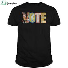 Gap vote unisex shirt
