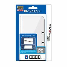 Hori PC duro proteger Funda Protectora Transparente Para Nuevo Nintendo 3ds Ll Xl