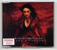 Within Temptation Maxi-CD Stand My Ground - 2-track promo - 82876 64521 2