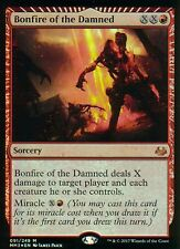 Bonfire of the Damned FOIL | NM | Modern Masters 2017 | Magic MTG