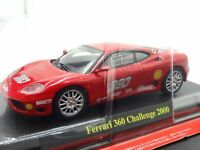 Ferrari Collection F1 360 Challenge 2000 1/43 Scale Mini Car Display Diecast