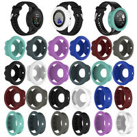Silicone Replacement Protective Case Cover For Garmin Fenix 5/5X/5S w/Dust Plug