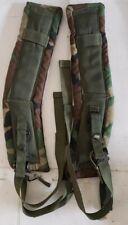 Us Military Enhanced Padded Alice Shoulder Strap Set Woodland Quick Release