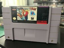 Earthworm Jim - SNES Super Nintendo Video Game - Cart Only