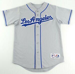 Vintage Majestic MLB Los Angeles Dodgers Baseball Jersey Size Men's Medium M