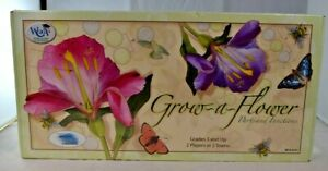 Wiebe, Carlson & Associates - Grow-a-Flower Parts & Functions Board Game (New)