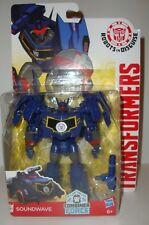 TRANSFORMERS ROBOTS IN DISGUISE SOUNDWAVE ACTION FIGURE COMBINER FORCE NEW