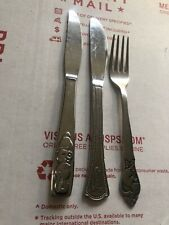 Collectible Stainless Flatware Peter Rabbit & Others