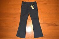 NWT Levi's MID Rise SLIM Fit SKINNY BOOT Cut Blue Jeans -Women Size 14 M Petite