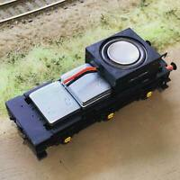Mega Bass Speaker For Steam Train Tenders TTS, Loksound 4, 5, Zimo, DCC Sound