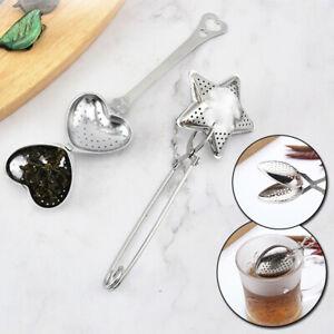 Stainless Steel Tea Infuser Herbal Spice Filter Diffuser home Tea Leaf Strainer