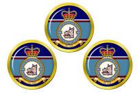 501 Squadron Rauxaf Marqueurs de Balles de Golf