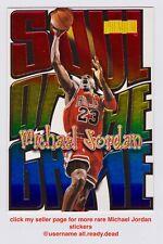 1998-99 SkyBox Premium Soul of the Game #1 Michael Jordan