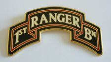 "1st RANGER Bn ""Badge"" (Fabrication Actuelle)"