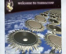 CD SNAP welcome to Tomorrow  GERMAN EX