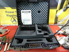 Greenlee Gator Battery Powered Cable Cutter Empty Tool Case Box Asg85l Asg105l