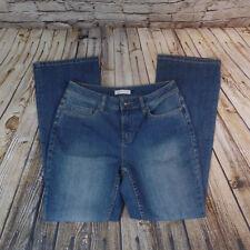 Coldwater Creek Blue Jeans Pants Womens Size 6 Petite 6P