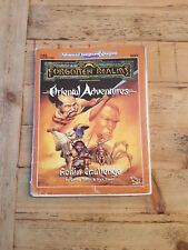 Forgotten Realms: Ronin Challenge, Advanced Dungeons & Dragons 2nd Ed(AD&D), RPG