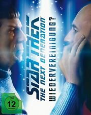 Star Trek TNG-riunificazione BLU-RAY NUOVO Patrick Stewart/Jonathan Frakes