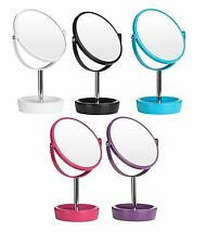 Plastic Frame Free Standing/Cheval Bathroom Mirrors
