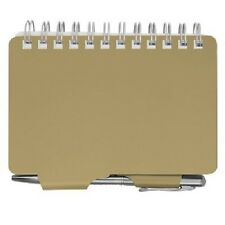 Wellspring Password Organizer Book w/Pen #2861 Gold Blank