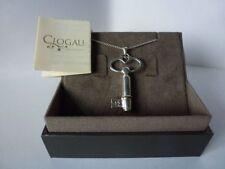 Clogau Locket Sterling Silver Fine Necklaces & Pendants
