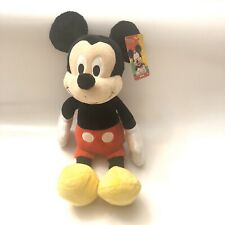 """NEW DISNEY JR MICKEY MOUSE CLUBHOUSE PLUSH MICKEY 16"""" Toy Stuffed Animal"""
