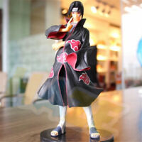 "Anime Naruto Shippuden Uchiha Itachi 9"" PVC Figure Model No Box 23cm"