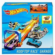 HOT WHEELS® - ROOFTOP RACE® GARAGE + TUNE-UP SHOP - Mattel FCF21 - NEU