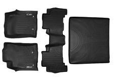 Maxliner 2013-2019 Fits Toyota 4Runner Set Floor Mats Maxtray Cargo Liner Black