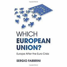 Which European Union? Sergio Fa. Paperback 9781107503977 Cond=LN:NSD SKU:3194979