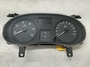 2006 VAUXHALL VIVARO 1870cc Diesel Manual Speedometer Speedo Clocks