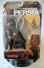 "McFarlane PRINCE OF PERSIA 6"" DeLuxe GHAZAB Figure - Creased Backing Card"