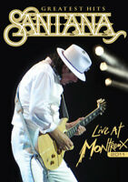 Santana: Greatest Hits - Live at Montreux 2011 DVD (2016) Santana cert E 2