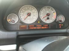 BMW E53 X5 4.4is 157K (NO missing pixels) Instrument Cluster Gauges Speedometer