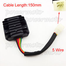Voltage Regulator Rectifier 5 Wire For GY6 50cc 125cc 150cc Scooter Honda CG125