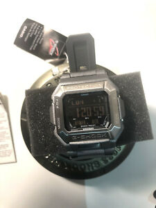 CASIO G-SHOCK G-7800B-8ER USED Mens Alarm Chronograph Cuff  RARE & BOXED