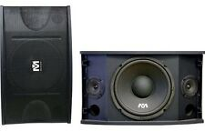 Better Music Builder CS-500 Professional 450 Watts Karaoke Vocal Speakers