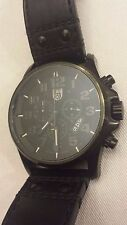 Men's Luminox Blackout Chronograph Stainless Steel Watch 1881.BO Swiss 1880